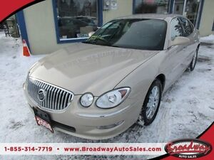 2008 Buick Allure 'GREAT VALUE' LOADED CXL EDITION 5 PASSENGER 3