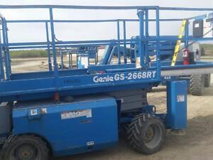 Aerial Lift Rentals for Businesses
