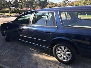 2005 Ford Falcon Station Wagon Hackham Morphett Vale Area Preview