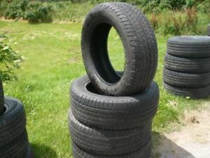 Four 275-55-20 tires $250.00.