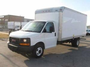 Cube Van and Sprinter Financing - New or Used - Good or Bad Credit - New Start-Ups Welcome