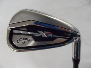 Callaway XR Iron #7 Graphite Senior Mens Right