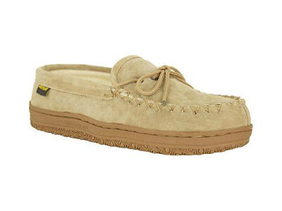 Men's Trailer Moccasin Slippers by Slippers International