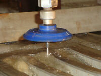 Precision waterjet cutting services