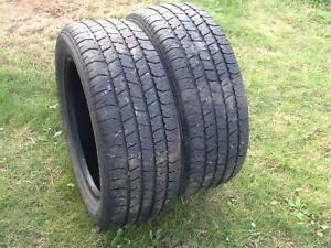 2 Cooper tires for sale