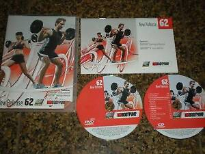 Body Pump 62 Release Fitness Strength Exercise Les Mills