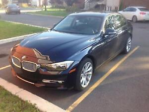 2013 BMW 3-Series 320i xdrive modern Berline