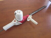 EXC. CONDITION LITTLE WONDER PROFESSIONAL ELECTRIC HEDGE TRIMMER
