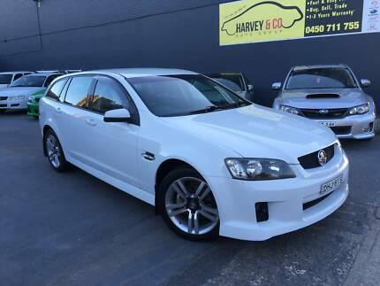 "MY09 HOLDEN COMMODORE SV6 SPORTSWAGON ""FREE 12 MONTHS WARRANTY"""
