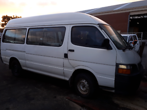 Wrecking All Models of Toyota Hiace Maddington Gosnells Area Preview