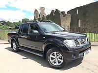 2007 Nissan Navara 2.5dCi Outlaw Double Cab Pickup **New MOT**