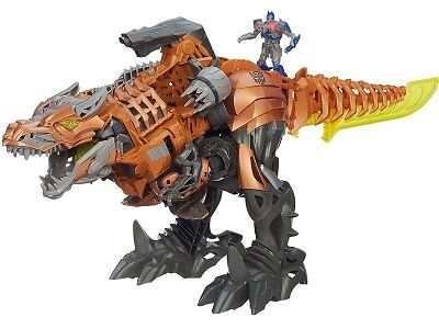 Transformers: Stomp and Chomp Grimlock