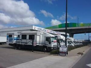 """WANTED"" all types of Motorhomes, Campervans, Caravans, Consign Regency Park Port Adelaide Area Preview"