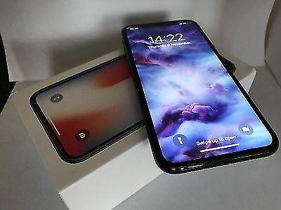 iPhone X 256gb like brand new!!