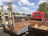 Daf Lf45 Recovery Truck for breaking or repair