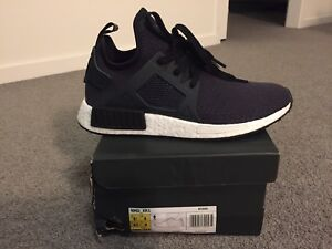 Adidas NMD XR1 (black/black/white)- Brand New US8.5 Kangaroo Point Brisbane South East Preview