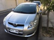 2008 Toyota Corolla Hatchback North Adelaide Adelaide City Preview