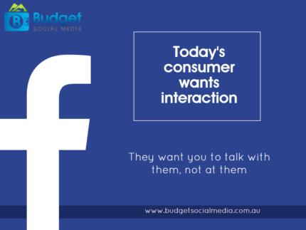 Budget Social Media