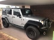 Jeep jk wrangler rubicon Cooloongup Rockingham Area Preview