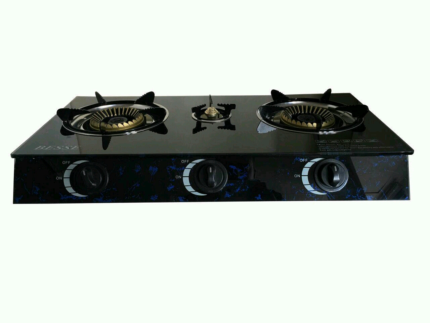 FREE DELIVERY BRAND NEW 3 BURNER STOVE  $47.99