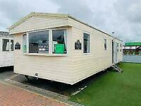 2014 Static caravan sale now on the north wales coast, Sited on the beach