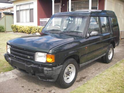 Land Rover Discovery 1996 TDI Diesel Auto Wagon