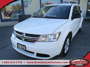 2015 Dodge Journey POWER EQUIPPED SE MODEL 5 PASSENGER 2.4L - DO