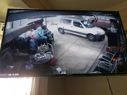 Licensed Full HD CCTV CAMERAS 2.0 MEGAPIXELS ( ALL VIC)