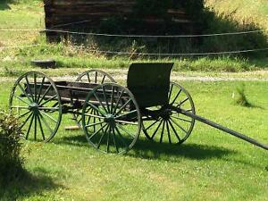 Antique Spring Wagon For Sale