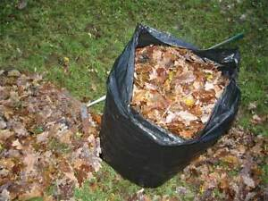 take your bagged leaves to landfill Regina Regina Area image 3