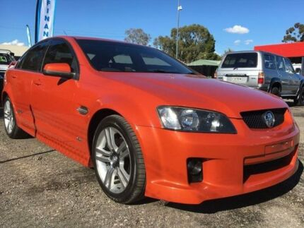 2007 Holden Commodore VE SS Ignition 6 Speed Manual Sedan