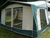 Bradcot Classic 780 awning (nearly new) Reduced