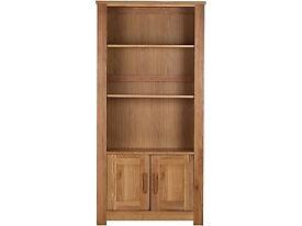 Harbury Double Bookcase