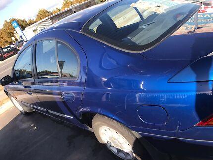 Ford falcon 2000 Auto+ dual fuel