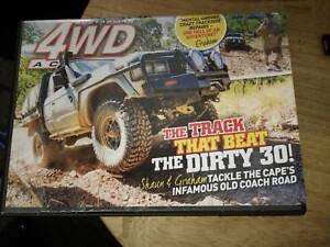 4WD Action DVD's Edgeworth Lake Macquarie Area Preview
