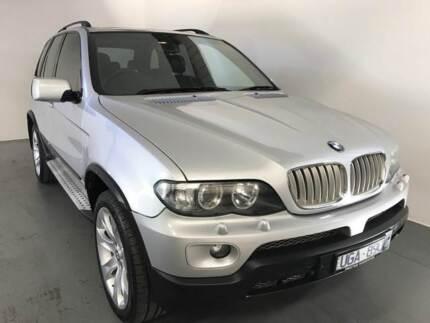 2005 BMW X5 E53 Wagon 5dr Steptronic 6sp 4x4 4.4i [MY05]