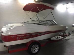 Caravelle 176 Bow Rider Volvo Penta Trailer Package