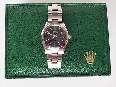Rolex 15000 with black dial