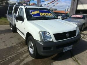 2004 Holden Rodeo RA LX 5 Speed Manual Cab Chassis Brooklyn Brimbank Area Preview