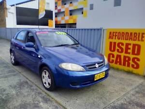 2005 Holden Viva Hatchback 1 Year Warranty Woy Woy Gosford Area Preview
