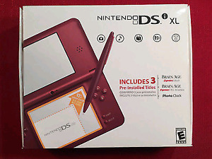 Nintendo DSI XL Launch Edition - In Original Box