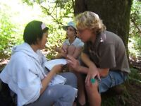 Summer camp program for children with autism in Comox Valley, BC