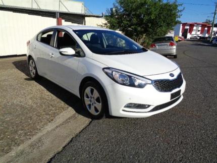 From $63 per week on finance* 2015 Kia Cerato S YD Sedan