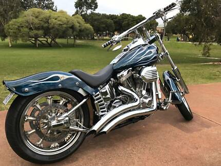 Harley-Davidson 1996 Softail all custom Landsdale Wanneroo Area Preview
