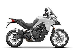 2018 Ducati Multistrada 950 Star White Silk