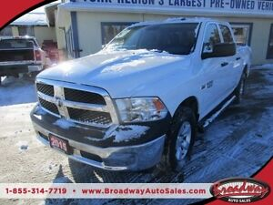 2015 Dodge Ram 1500 POWER EQUIPPED TRADESMAN EDITION 5 PASSENGER