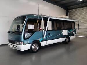 1996 Toyota Coaster Motorhome Regency Park Port Adelaide Area Preview