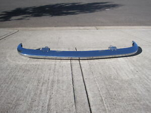 Triumph TR6 Bumper + Other Parts !! Updated Feb 9th