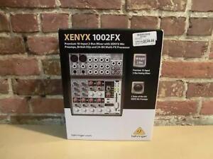 Console 10 entrées Behringer 1002fx (i013244) NEUF
