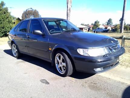 1999 Saab 9-3 Sedan